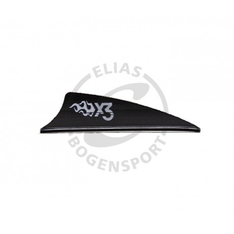 "Bohning Vanes X3 Cut 1.75"" Shield"