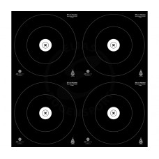JVD Target Faces IFAA Hunter 4x20 cm