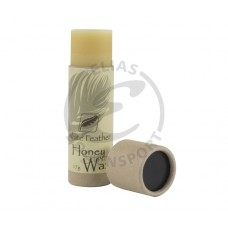 White Feather Bowstring Wax Beeswax