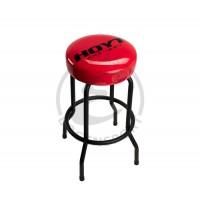 Hoyt Bar Stool Red/Black 2020