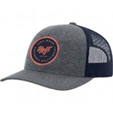 Hoyt Cap Ladies Navy Heather
