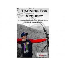 Jake Kaminski Training for Archery