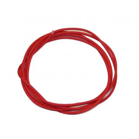 BCY D-Loop Schnur Braided Red
